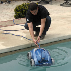 Robotic Pool Cleaner Comparison