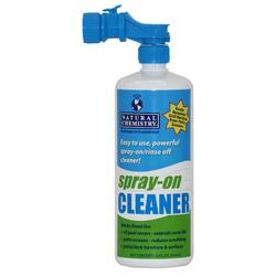 Spray-On Cover Cleaner