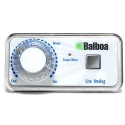 Balboa Panel 1 Button Duplex - 51219