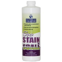Spa Stain and Scale Free