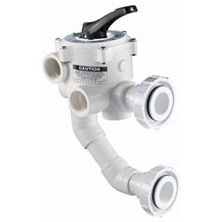 "Pentair Multiport 2"" D.E. Filter Valve"