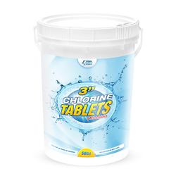 "3"" Chlorine Tablets 50 lb"
