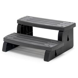 "Waterway 33"" Spa Step Assembly - Graphite"