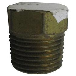 PLUG, PIPE, BRASS 3/8IN - 06121-06