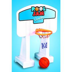 Pool Jam Ment Rim and Net