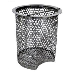 Pentair Pool Products Strainer Basket S.S., 3F Model Only, OEM