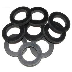 Raypak, Inc. Gasket, Header (Set of 9)