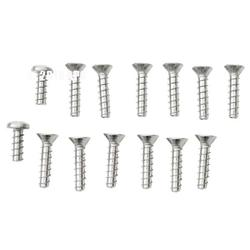 Hayward Pool Products Inc. Screws, Set/14, 12 Hole Face P