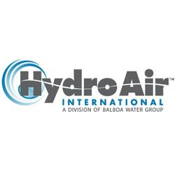 HYDRO AIR VALVE 1 3 WAY logo