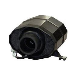 "SILENT AIRE Blower Series Air Blower Rite-Fit 1.0HP 120V with 6"" Cord with 42"" Amp Adapter Cord"