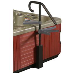 Deluxe Spa Caddy & Handrail