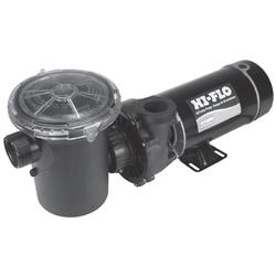 Waterway Hi-Flo Side Discharge 1.5HP DUAL speed Above Ground Pump with 6'Nema Cord 115V