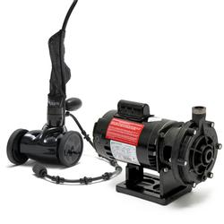 280 BlackMax Pressure Side Automatic Pool Cleaner and PB-4 60 Booster Pump