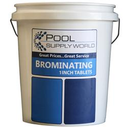 Bromine Tablets 1-1/2lb Bucket