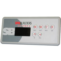 SPA BUILDERS SYSTEMS TOPSIDE CONTROL