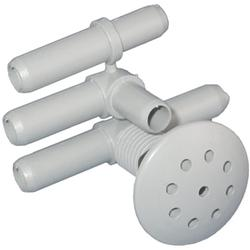 WATERWAY INJECTOR AIR 3/8IN SB GRAY