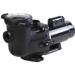 Back Hayward TriStar 1HP Pump