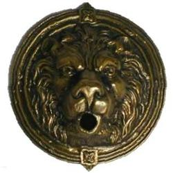 Pentair WallSpring Lion Renaissance Gray
