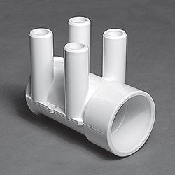 Waterway Spa Manifold 1-1/2