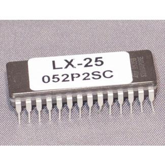 SPA BUILDERS EPROM CHIP LX-25 R052P2SC