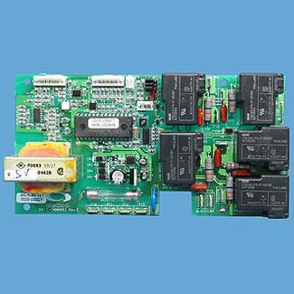 HYDRO QUIP CIRCUIT BOARD DIGITAL ECO-1 120V