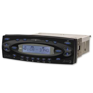 AEWARE AUDIO IN.PIX RECEIVER PLAYER BLACK