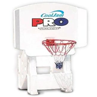 Swimline 9195 CoolJam Pro Poolside Basketball