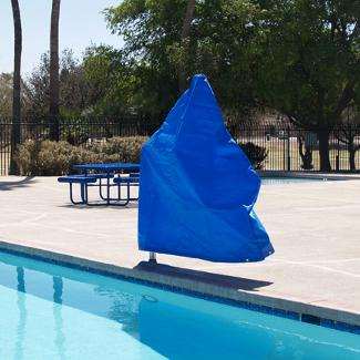 i-Lift Pool Lift Cover
