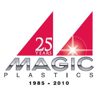 Magic Plastics Logo