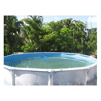 Splash 27' Round Safety Net