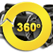 Waterway Executive 56-Frame 3HP 2SP Spa Pump 360 Degree View