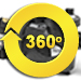 Jandy PlusHP Pool Pump 360 Degree Image