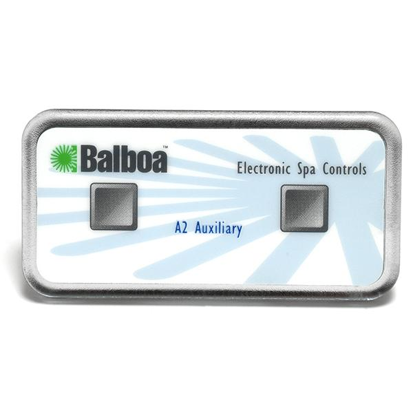 Balboa Panel 2 Button Duplex - 51218