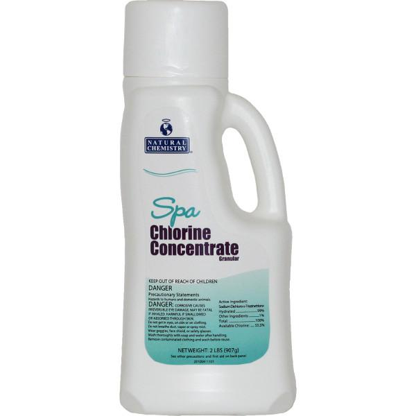 Chlorine Concentrate 24 lbs
