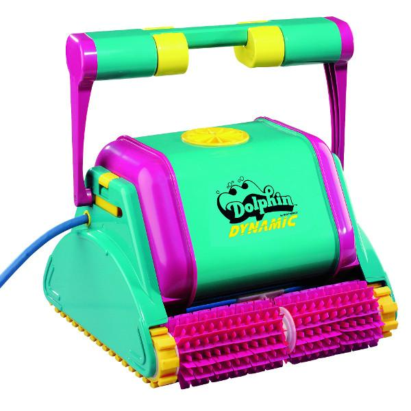 REFURBISHED Dolphin Dynamic 2002 Robotic Pool Cleaner