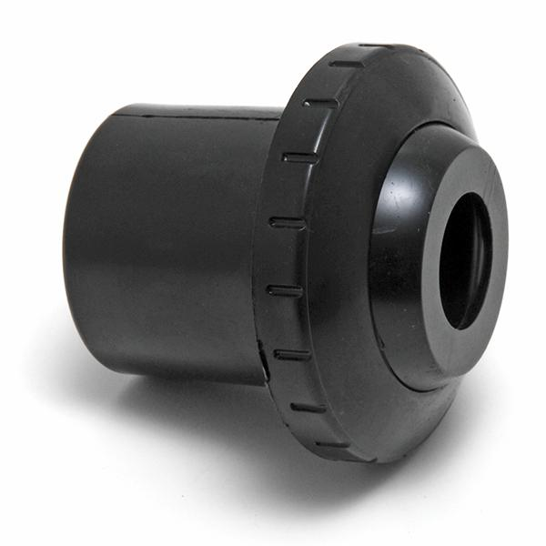 Eyeball Fitting Inlet Black