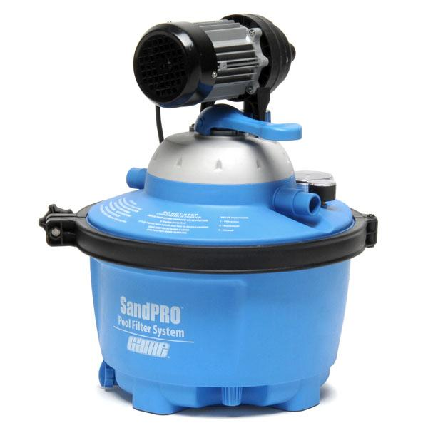 Game SandPRO 20ES Above Ground Sand Pool Filter - 4515