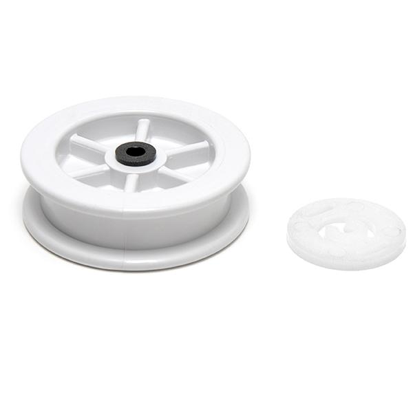 Polaris Pulley w/Retainer Clip