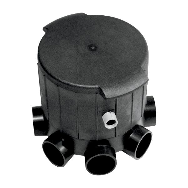 2 Complete 8-Port Molded Valve