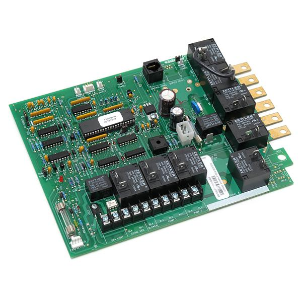 Balboa Jacuzzi® Spa Circuit Board F108/109 Serial STD with Phone Plug