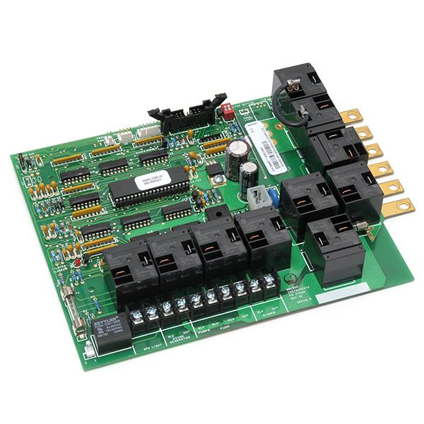 Balboa Generic Analog Circuit Board with Ribbon - 50803