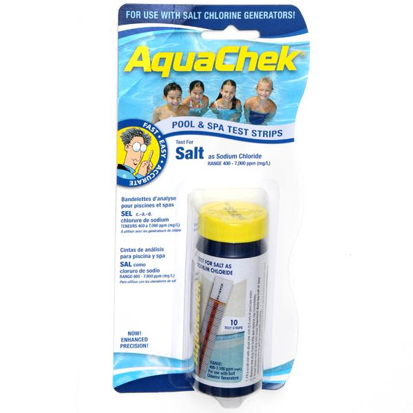 AquaChek White Salt Test Strips 561682A
