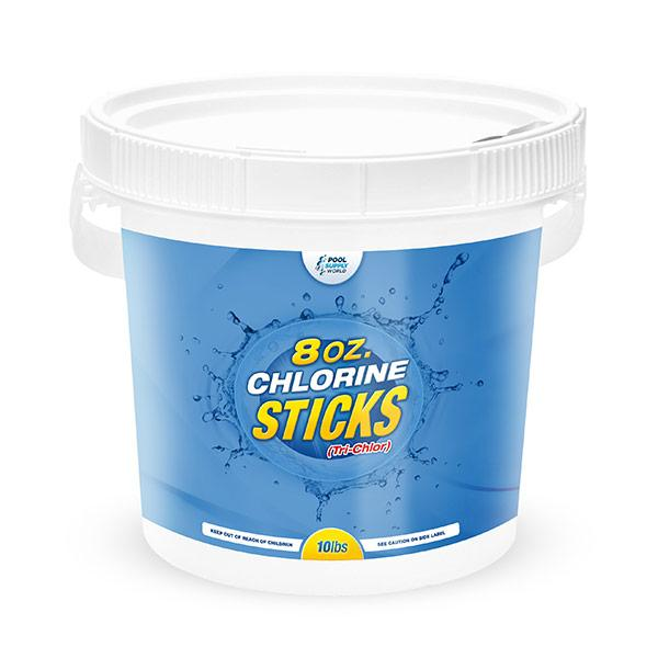 Chlorine Sticks 10lbs