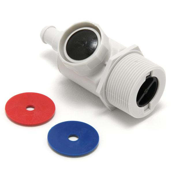 Polaris Pool Cleaner Universal Wall Fitting Connector 9-100-9001