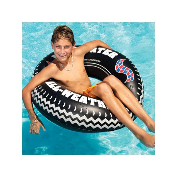 Swimline 9021 Monster Tire Inner Tube