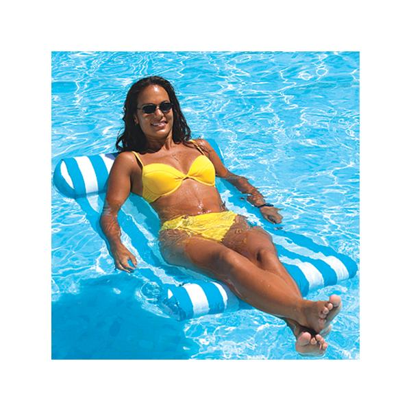 Swimline 9044 Premium Water Hammock, Fabric