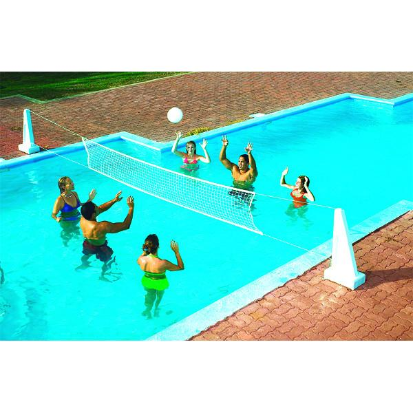 Pool Jam Combo Basketball and Volleyball Game