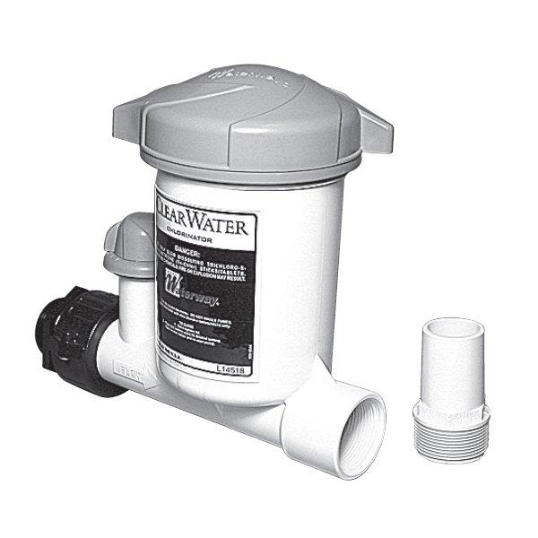 Above Ground Chlorinator