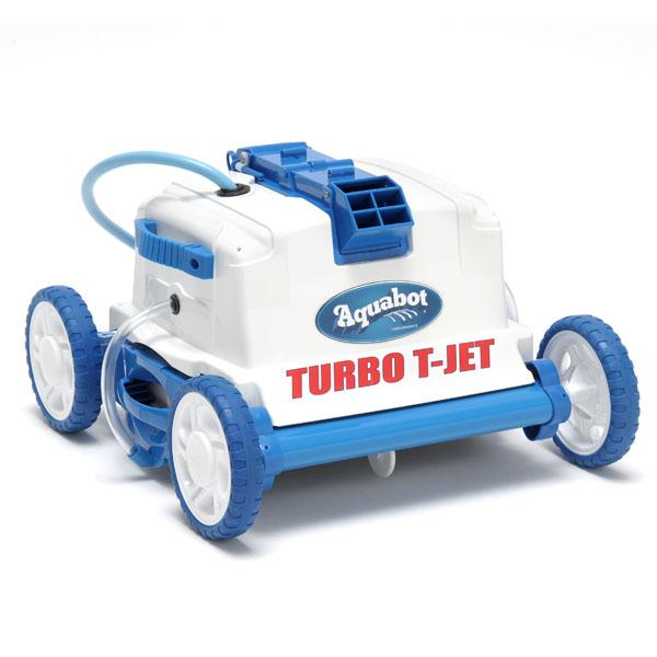 Aquabot Turbo T-Jet Pool Cleaner - ABTTJET