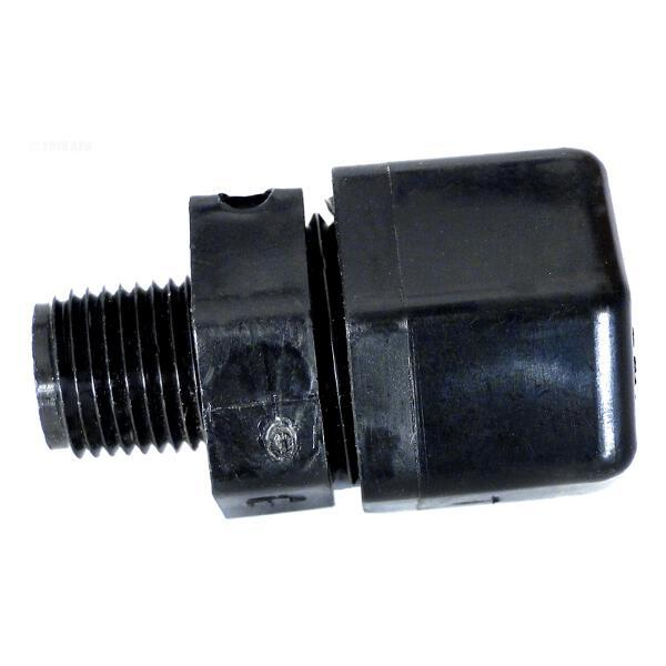 Pentair Pool Products Connector, Air Relief Tube-Thd